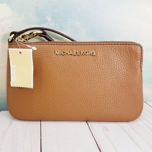 Michael Kors Large Top Zip Wristlet